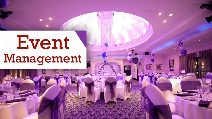Tips for Successful Event Management?