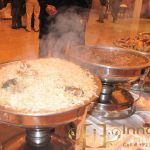 Fried rice in wedding