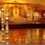 wedding stage in lahore event